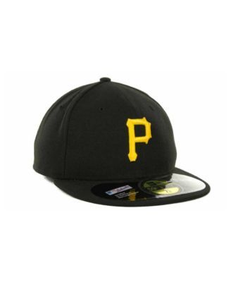 d9a09d62f New Era Pittsburgh Pirates Authentic Collection 59FIFTY Hat ...