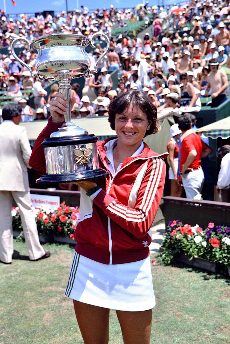 Barbara Jordan Once Won the Australian Open. Really. in
