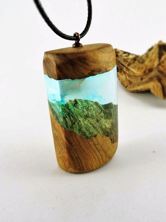 Pin By Viking Virke On Resins Resin Jewelry Wood Resin
