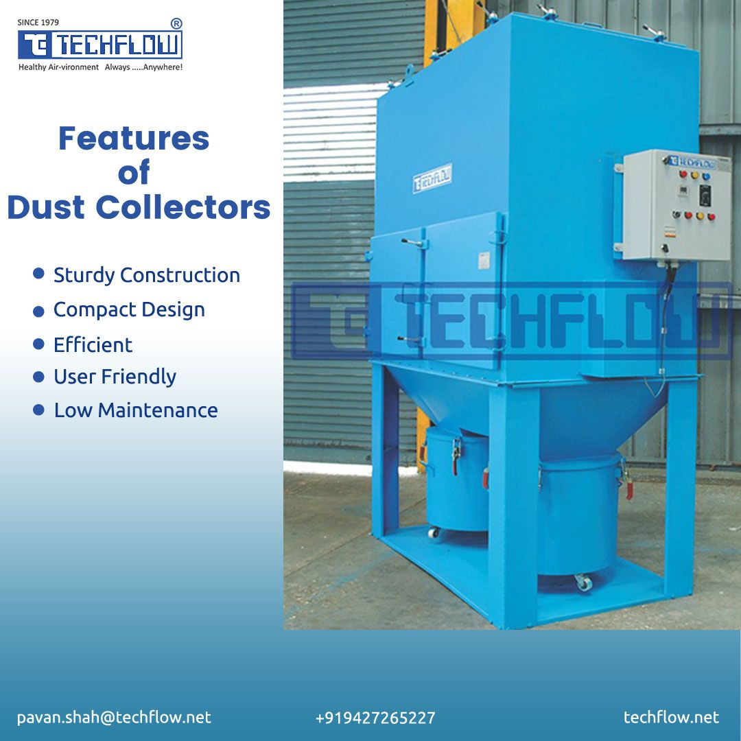 Features of Dust Collectors in 2020 Dust collector