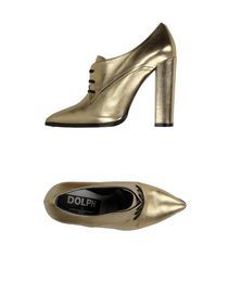 GOLDEN GOOSE - Laced shoes