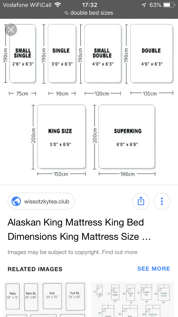 King/Super King Size Beds Super king size bed, Superking