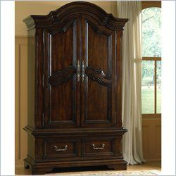 Discount Price Pulaski Timber Heights Hardwood Antique Tv