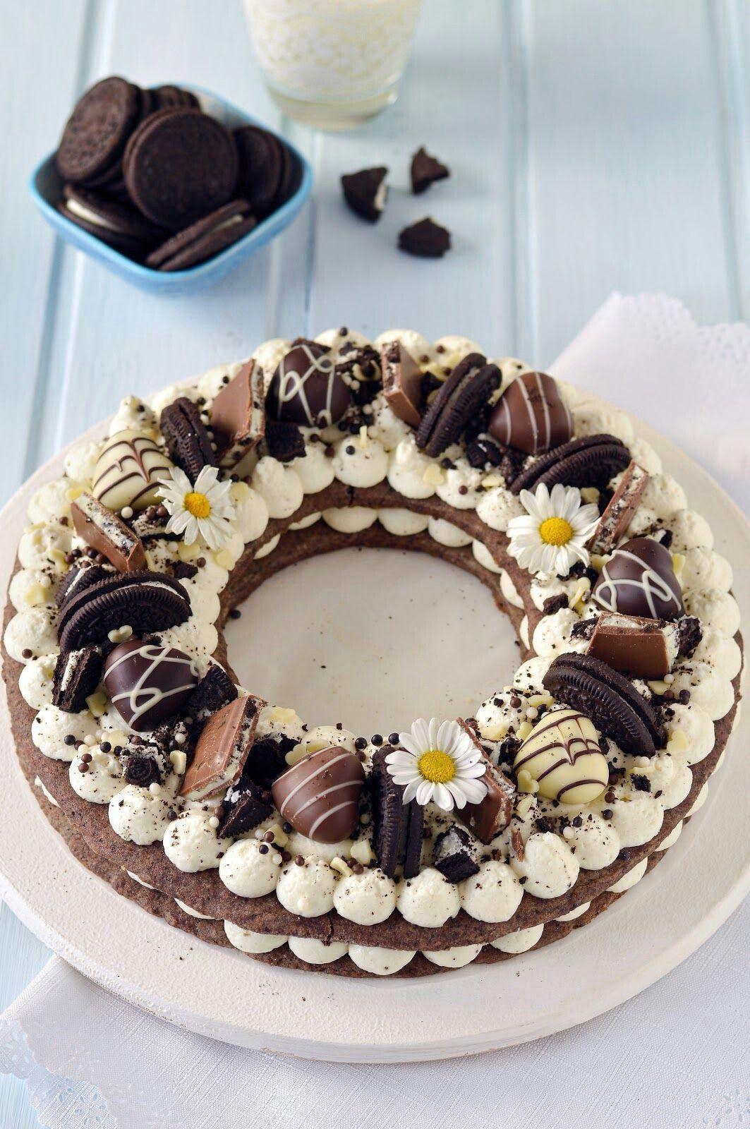 Pin by tahere on Cake | Oreo recipes, Oreo cake recipes ...