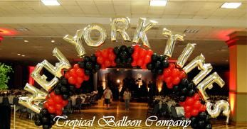 Stacked Arch With Letters On Top Balloon Arch Event Decor Balloon Decorations