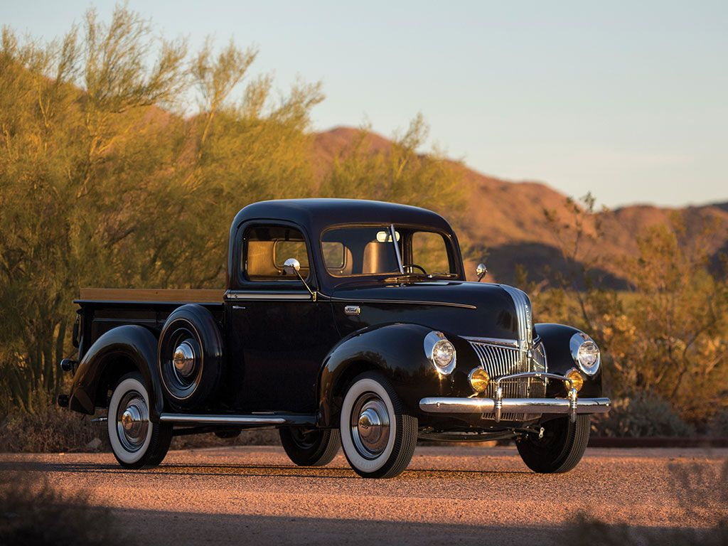1941 Ford V-8 Pickup | Old Rides 4 | Pinterest | More Ford and ...