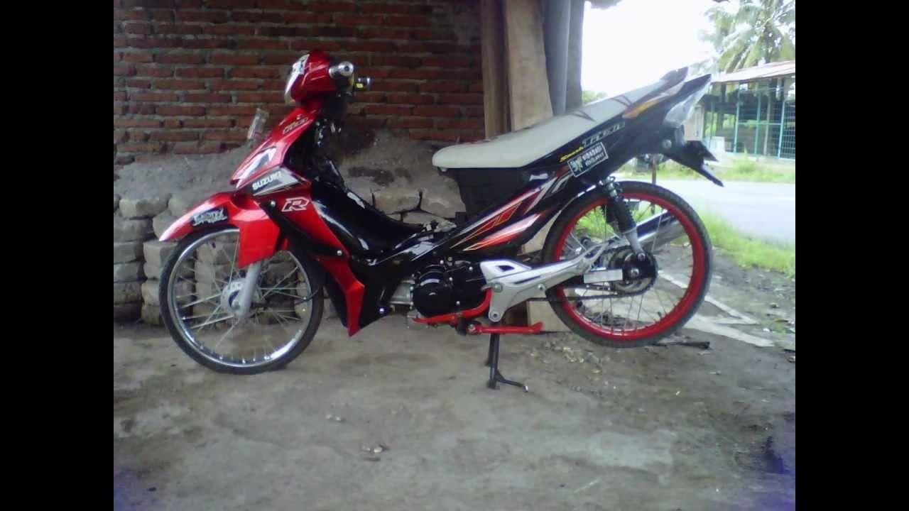 Modifikasi Motor Blade Ceper Gambar Modifikasi Honda Blade