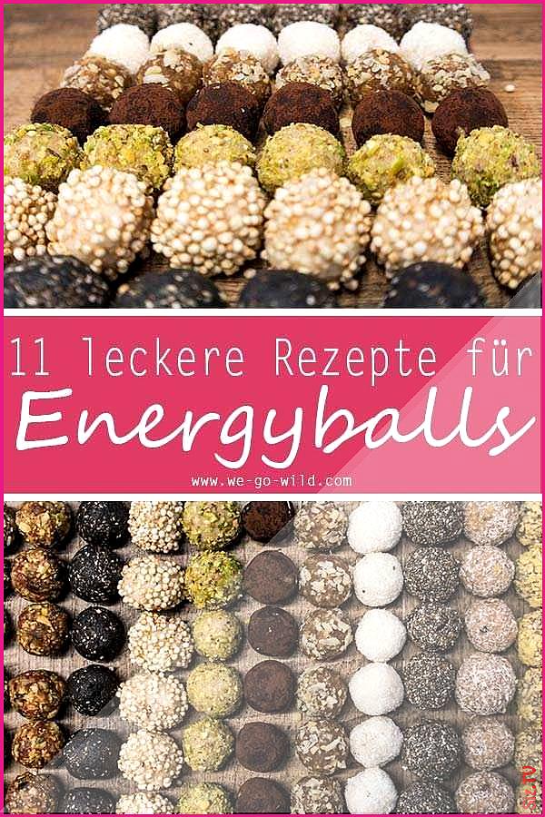 11 leckere gesunde Pralinen und Energyballs Rezepte  Fitness rezepte  Hybrid Elektronike 11 leckere...