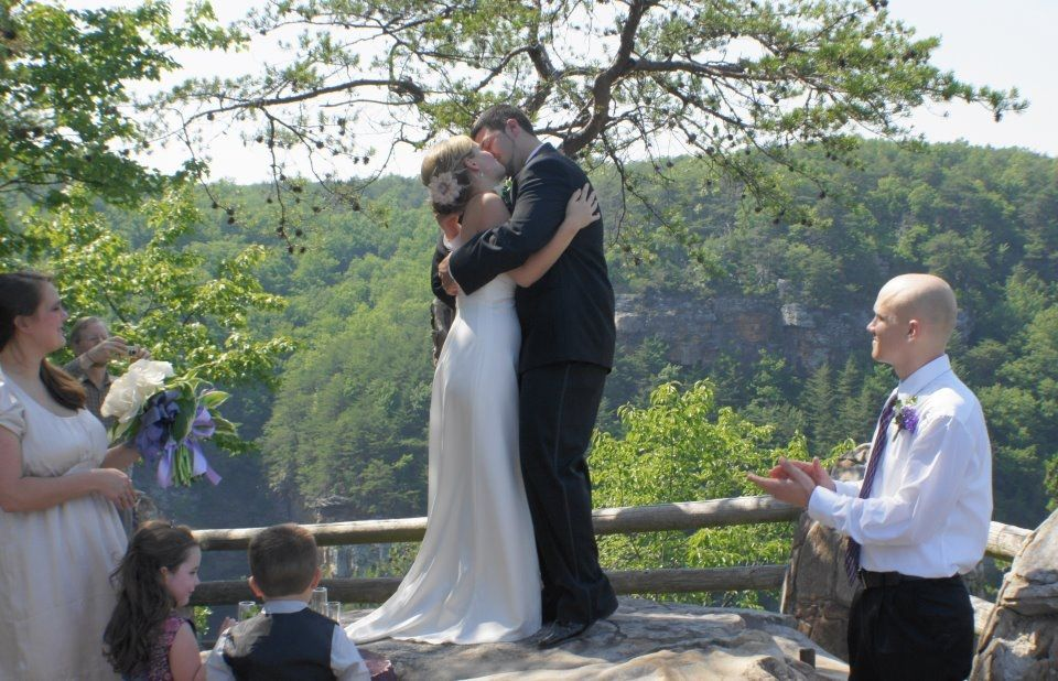 Get Married At Cloudland Canyon State Park In Northwest Georgia Www Gastateparks Org