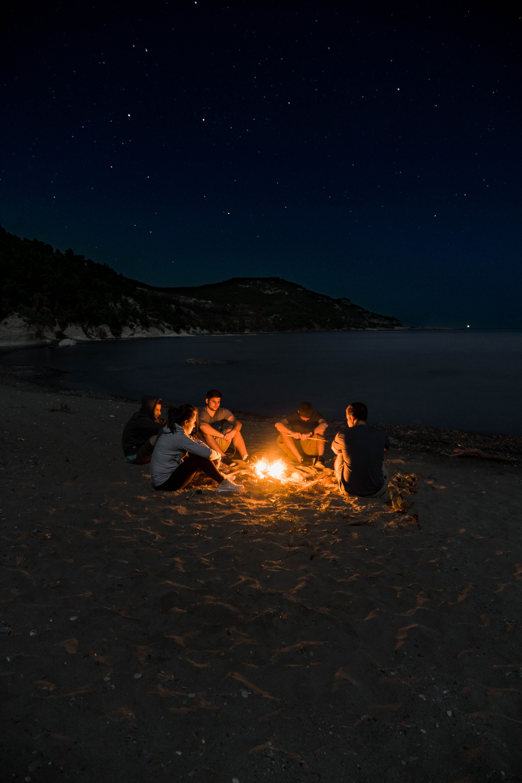 Fun school camp songs - South Australia #campfire