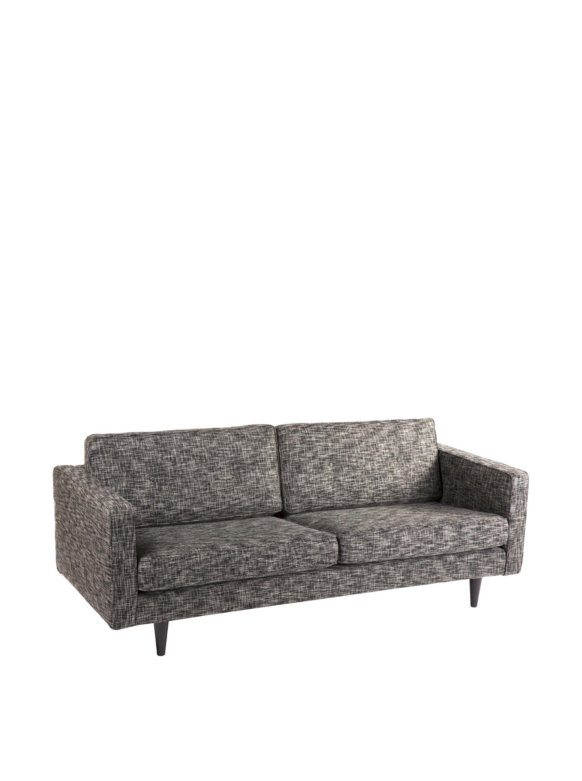 Control Brand The Parma Sofa, Twill Black at MYHABIT