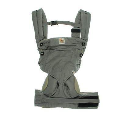 ERGO Baby 8438 Gray 4 Position Ergonomic Extendable Baby Carrier O/S BHFO https://t.co/vZ7yve6fPa https://t.co/CAzHdXTyL1
