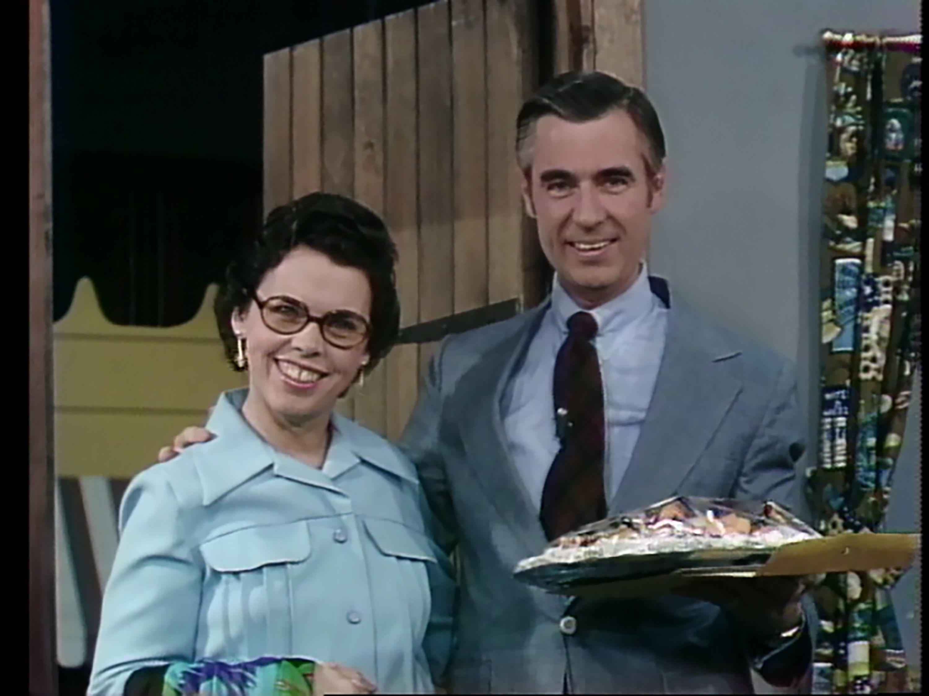 Joanne Rogers On Mister Rogers Legacy Mr Rogers Fred Rogers Mister Rogers Neighborhood
