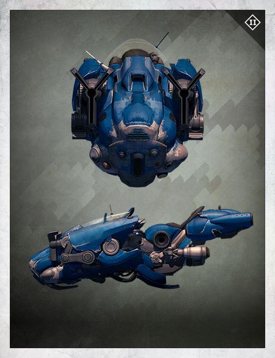 Heavy Pike - Fallen Arsenal Grimoire - Destiny Tracker