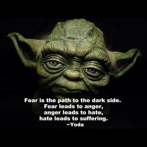 Yoda3 Faith Conquers Fear Compassion Conquers Anger Love