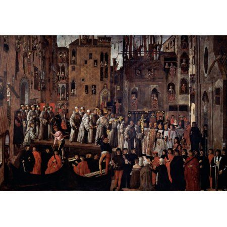 Mansueti Giovanni Canvas Art - (24 x 18)