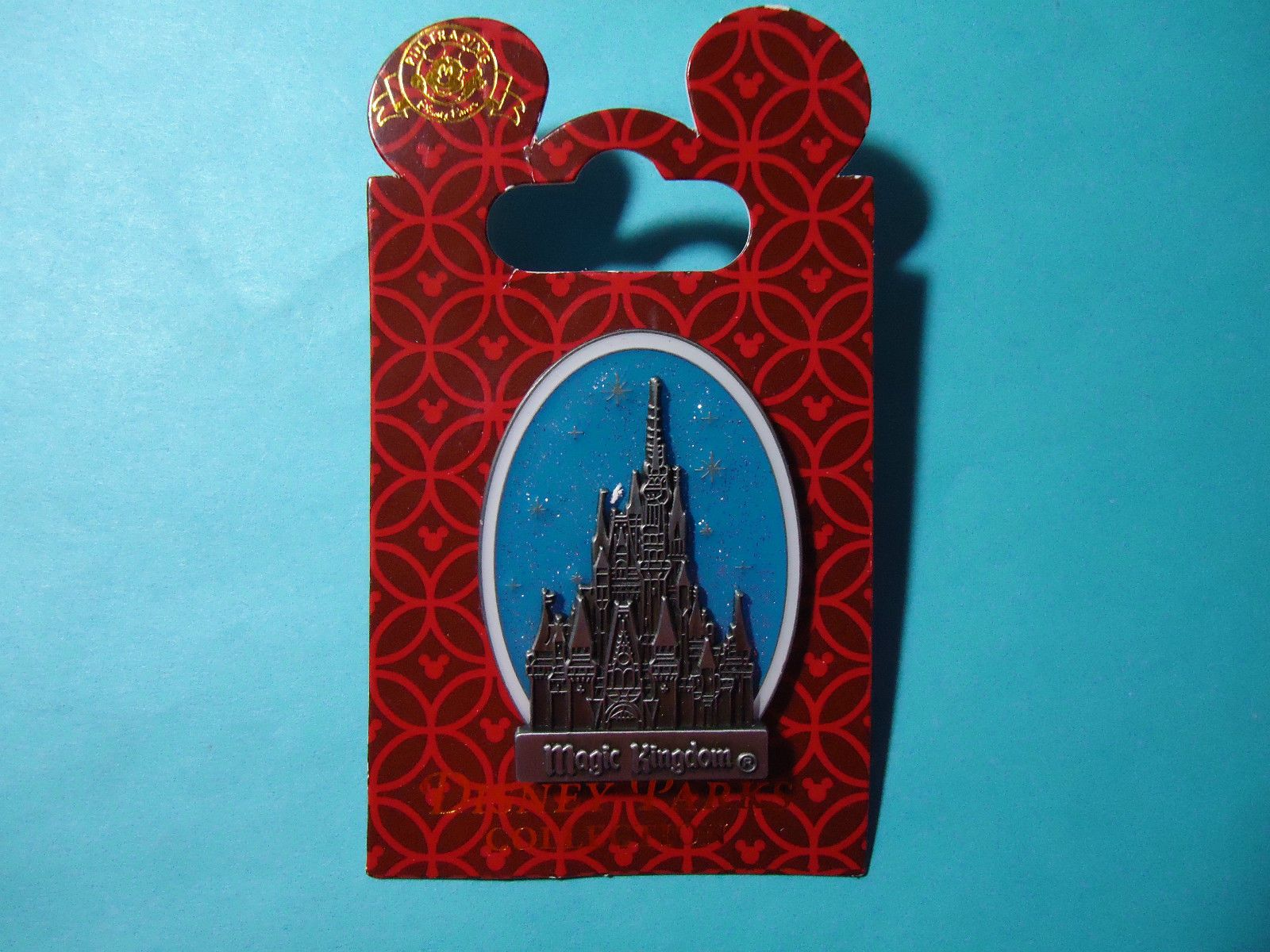 disney disney parks wdw pewter cinderella castle glitter magic