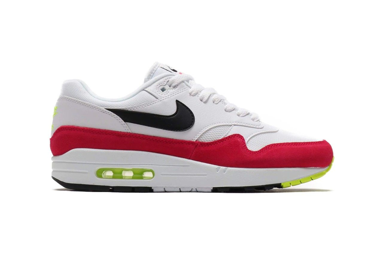official photos 95ccd cecd9 Nike Air Max 1 Volt, Rush Pink Atmos Exclusive   HYPEBEAST