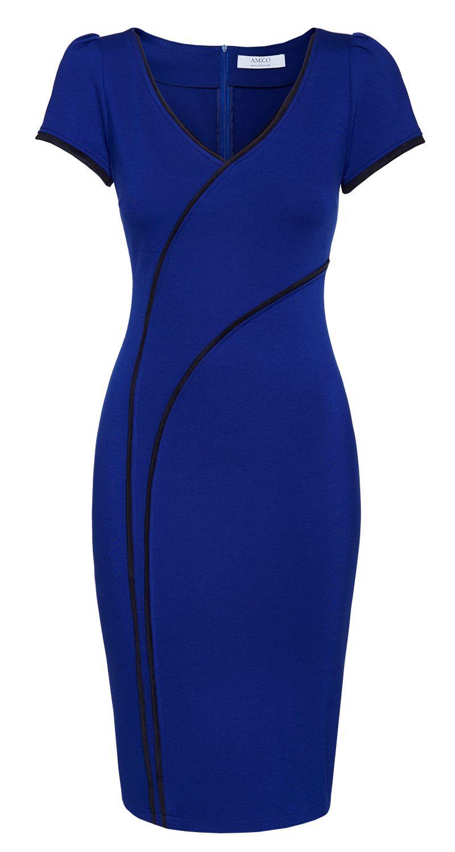 AMCO Dahlia Dress  Kleider, Business kleider und Kleider online