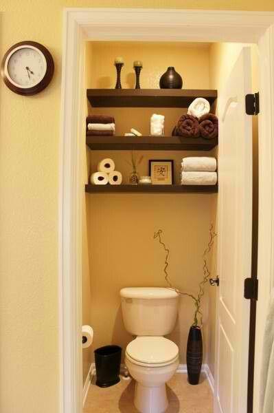 Deco Wc 12 Idees Superbes De Decoration Toilette Bathrooms