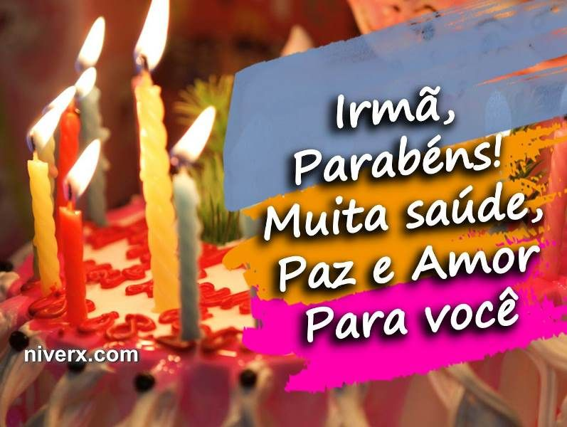 Mensagem De Aniversario Para Irma Evangelica Whatsapp Facebook C41