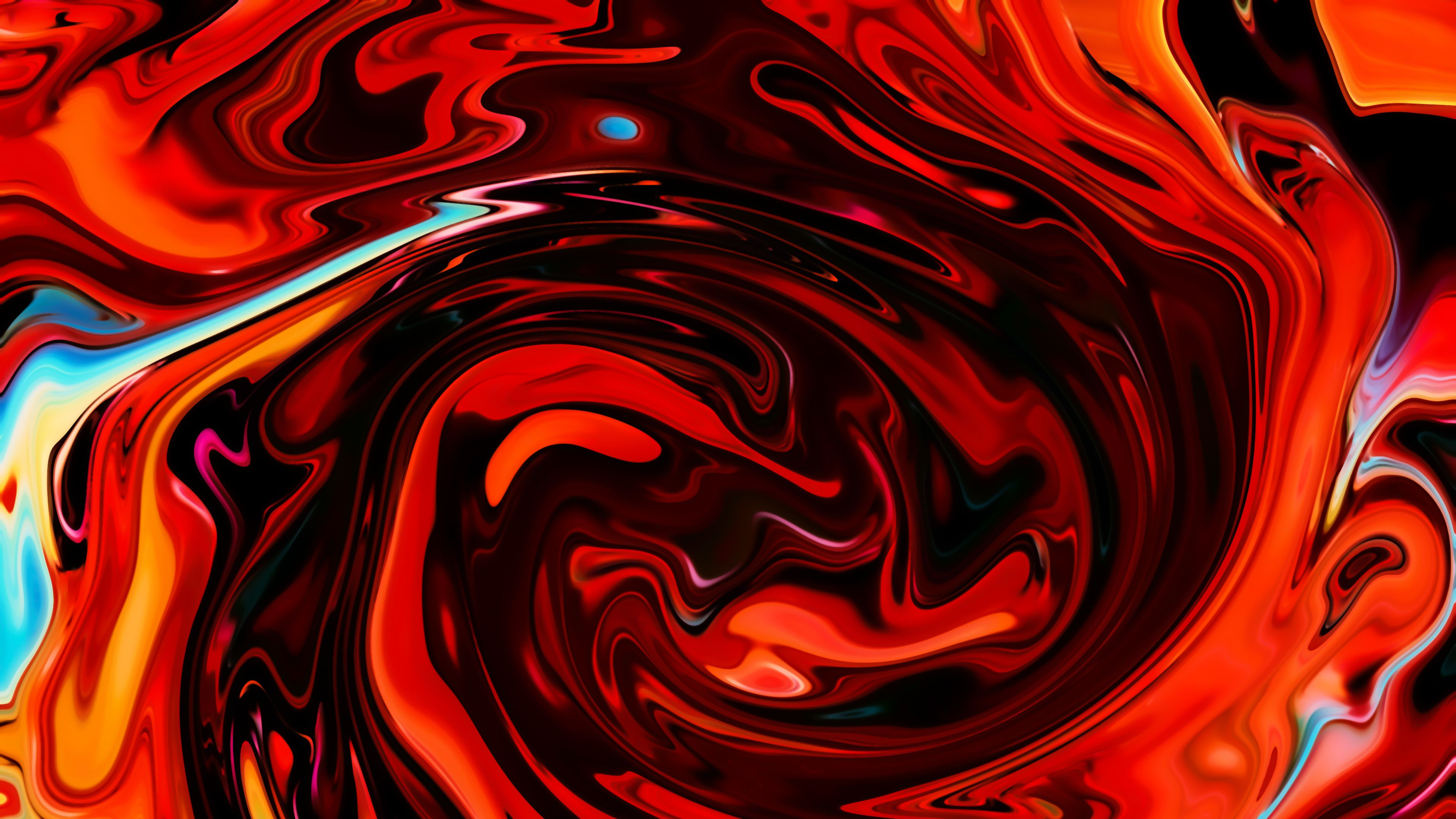 Red Swirl Float Abstract 4k Red Swirl Float Abstract 4k Wallpapers Abstract Swirl Abstract Wallpaper