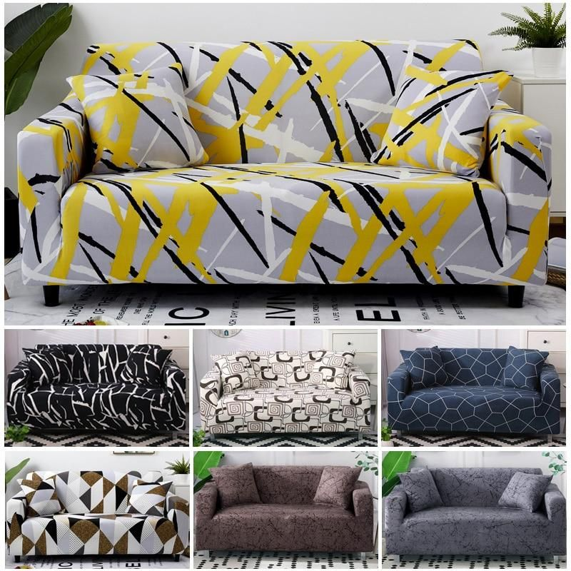 Cover Set Cotton Universal Sofa Covers
