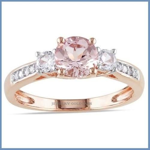 3d022053d950 grandioso anillo de compromiso en oro rosa 18k envio gratis ...