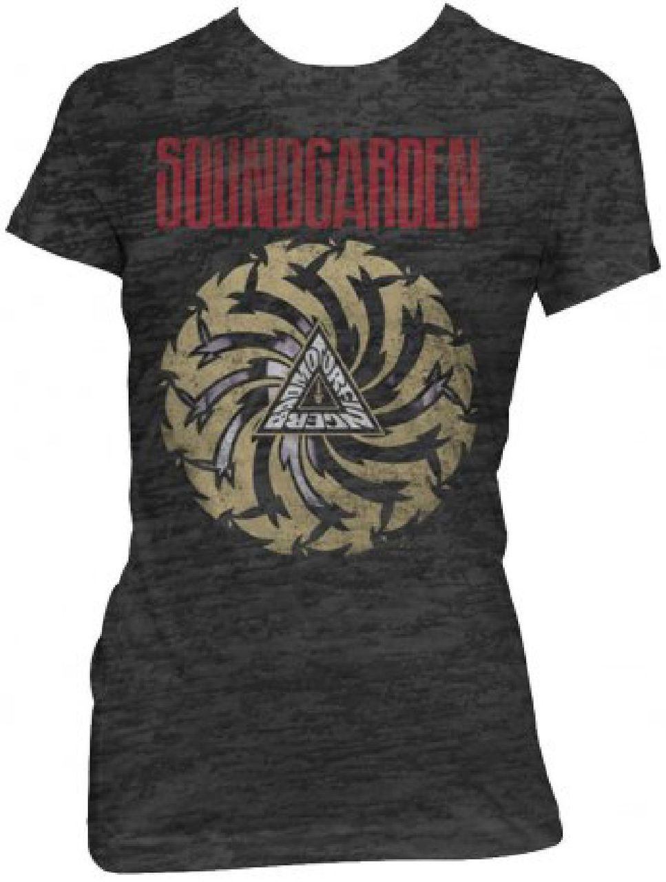 Gallery images and information soundgarden badmotorfinger tattoo - Soundgarden Women S Vintage T Shirt Badmotorfinger Album Cover Artwork Black