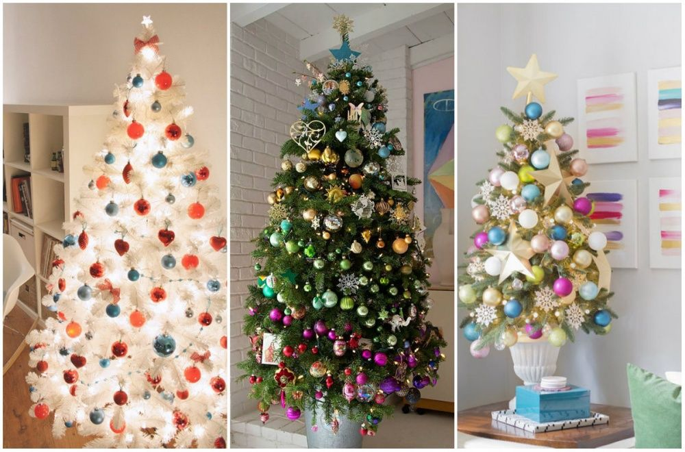 Eight elegant Christmas tree decor ideas | XMAS | Pinterest ...