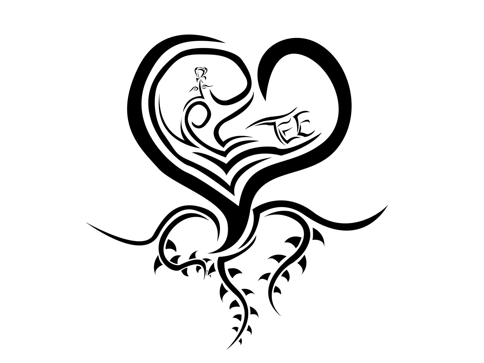 Curved Heart Tattoo Wallpaper 2048x1536 Px Free Download Heart Tattoo Tattoos Arrow Tattoo Tattoo wallpaper photos download