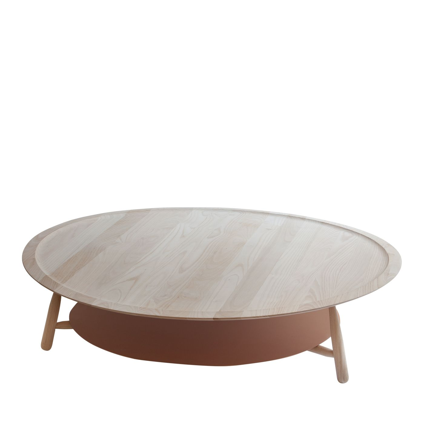 Low Marumi Coffee Table Timeless Furniture Handmade In Italy
