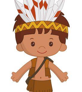 cute cartoon american indian - Google Search | Indian | Pinterest ...