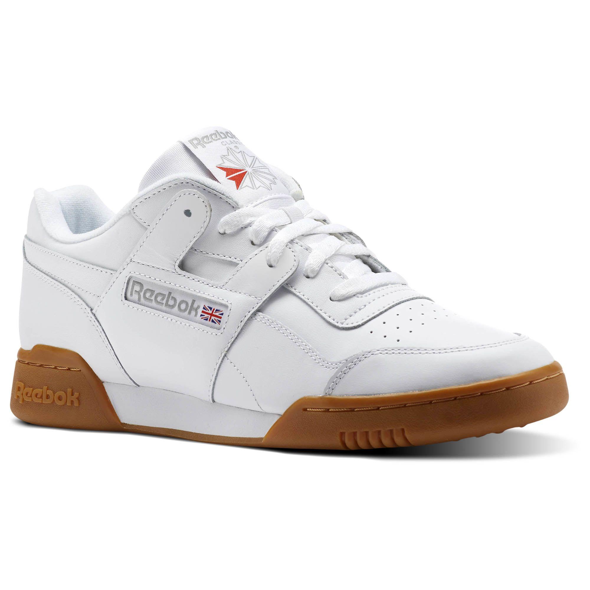 06e0148b4d27 Reebok Workout Plus - White