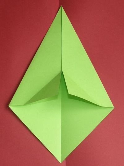 Drak - skládáme z papíru