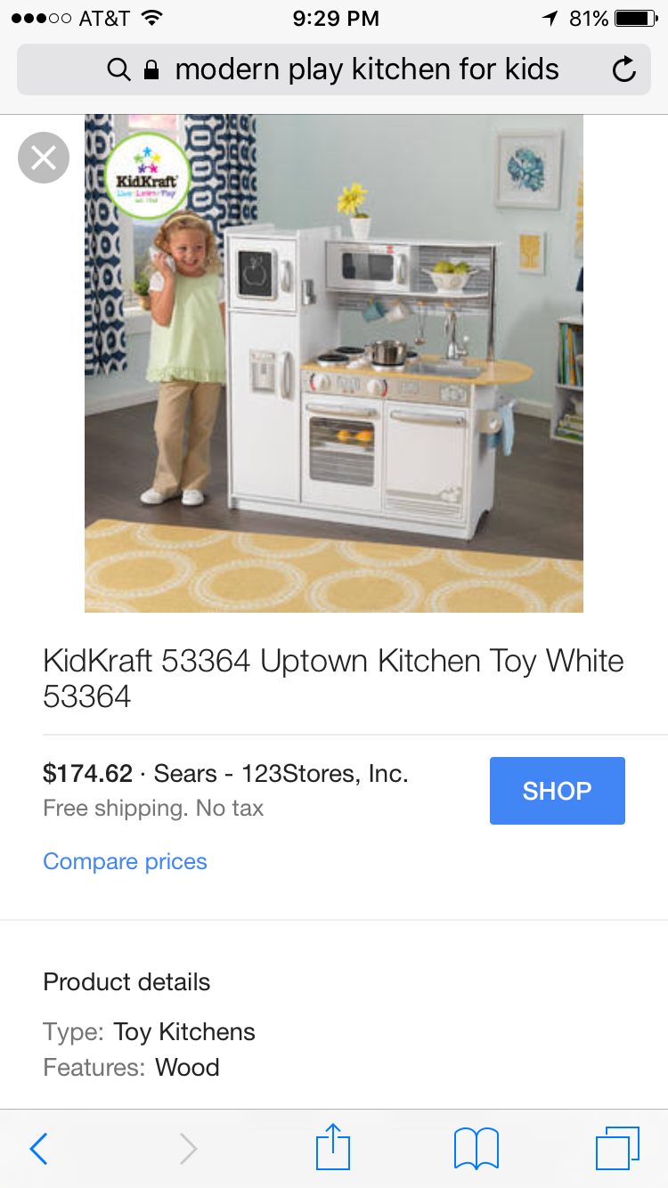 Pin By Jen Wolper On Playroom For Kids Uptown Kitchen
