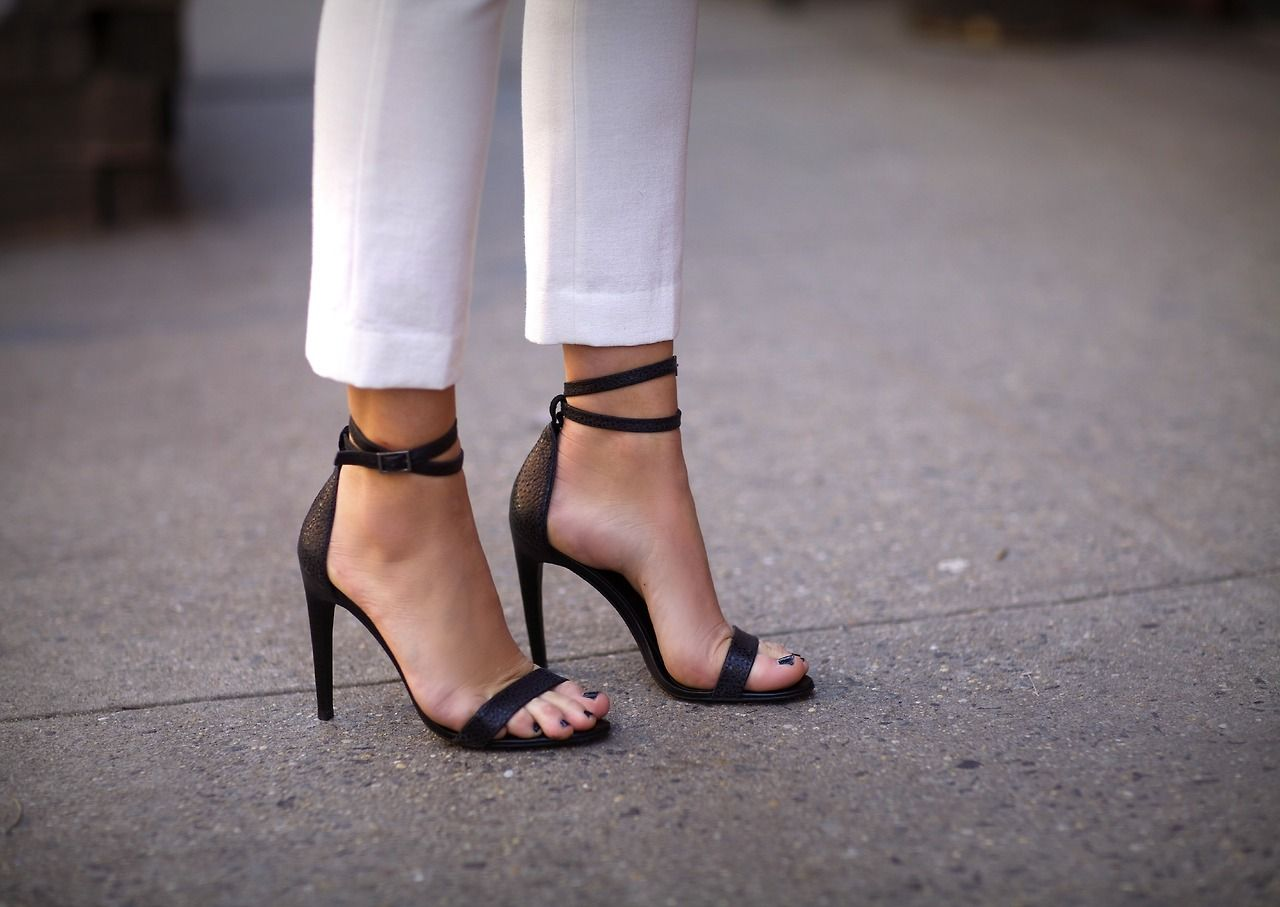 1000  images about Ankle Strap Shoes on Pinterest | Pump, Black ...