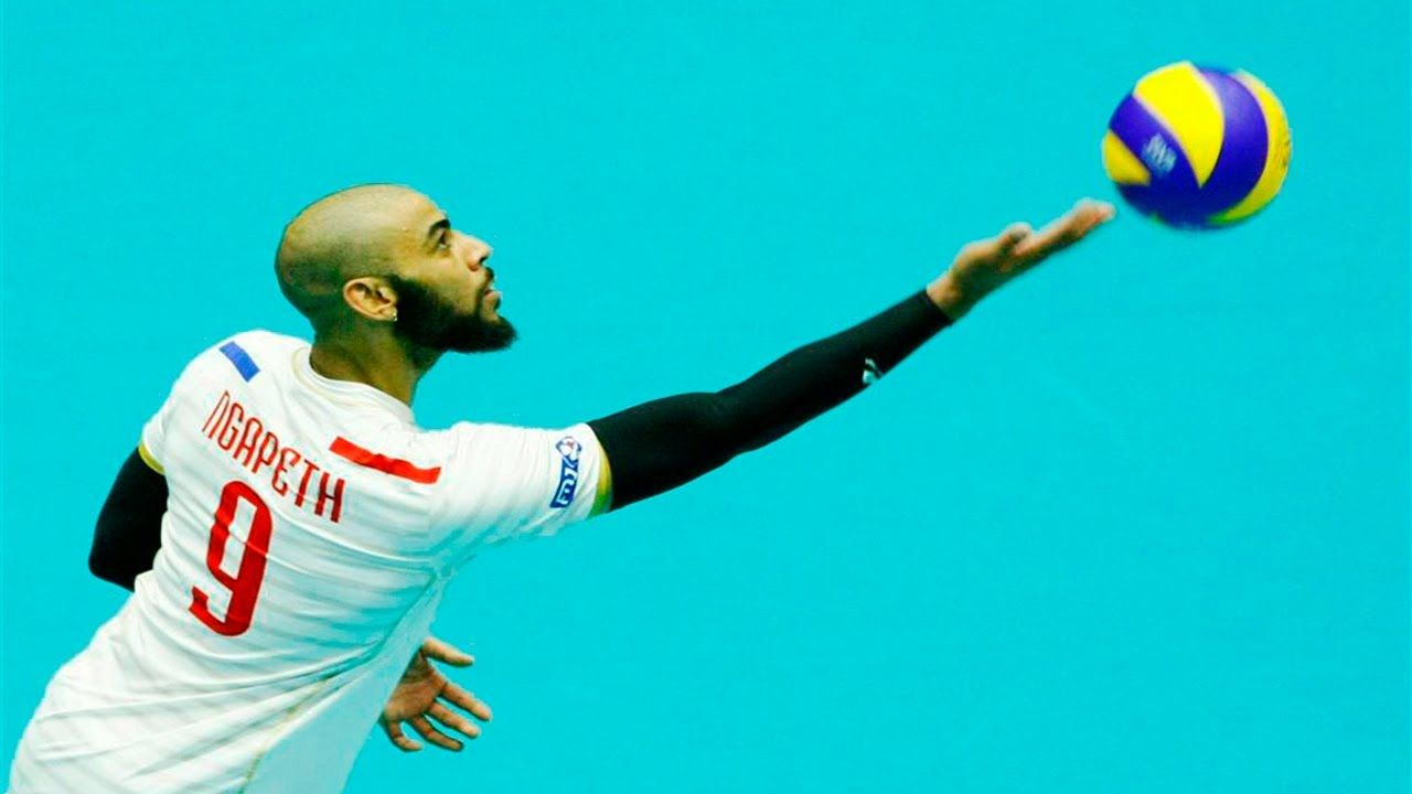 Top 15 Volleyball Aces By Earvin N Gapeth
