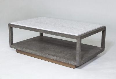 Ravenna Coffee Table Coffee Table Table Emperador Marble