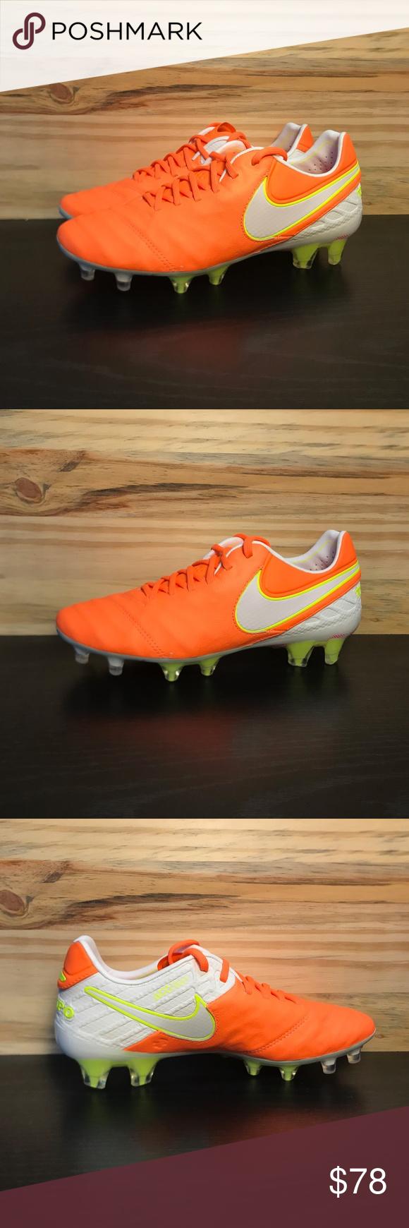 ff55fd2e73ab Nike Women's Tiempo Legend VI FG ACC Soccer Cleats Brand new & 100% Nike  authentic