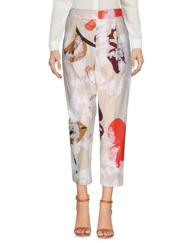 ERIKA CAVALLINI Women's Casual pants Beige 10 US