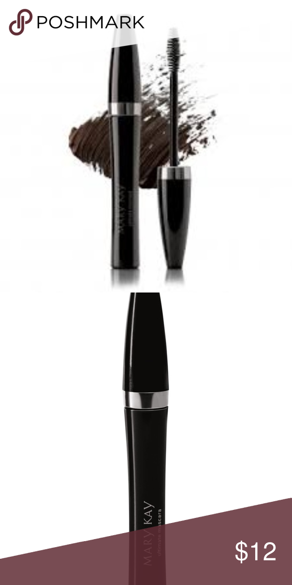 0d10d82d831 Mary Kay Ultimate Mascara Black Brown This extremely volumizing,  superthickening, all-in-