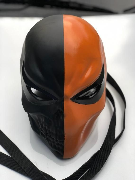 Deathstroke Mask deathstroke mask, deathstroke design, deathstroke workout, deathstroke deviantart,