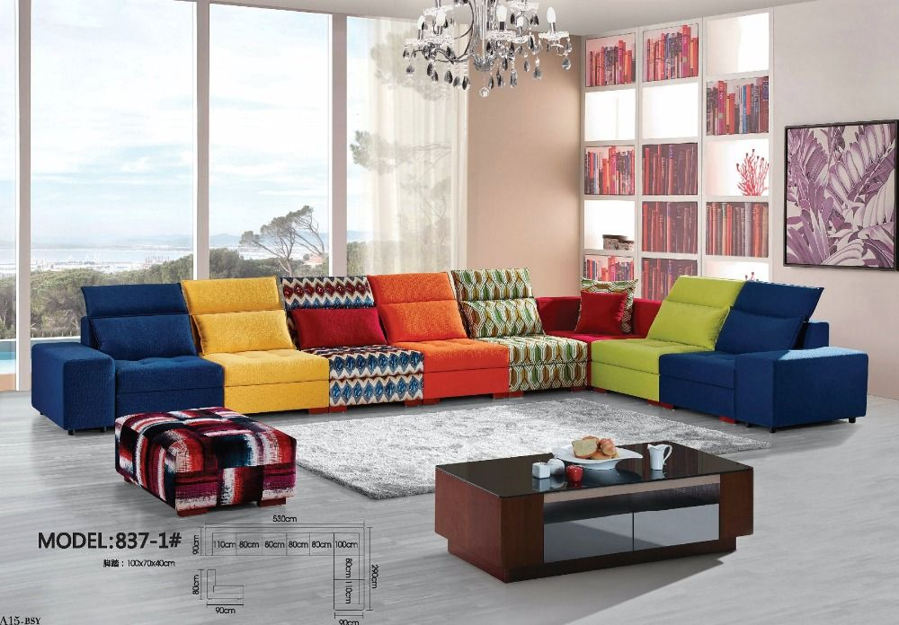 Cheap Fabric Sectional Sofa Buy Quality Sectional Sofa Directly From China Sofas F White Furniture Living Room Leather Sofa Living Room Cheap Living Room Sets