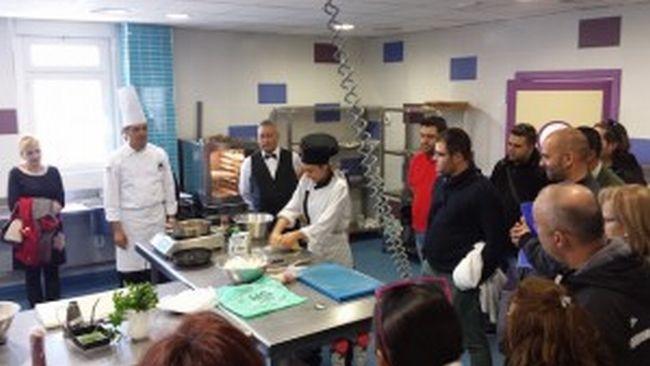 I Feria Gastronómica de la Empanadilla de Móstoles