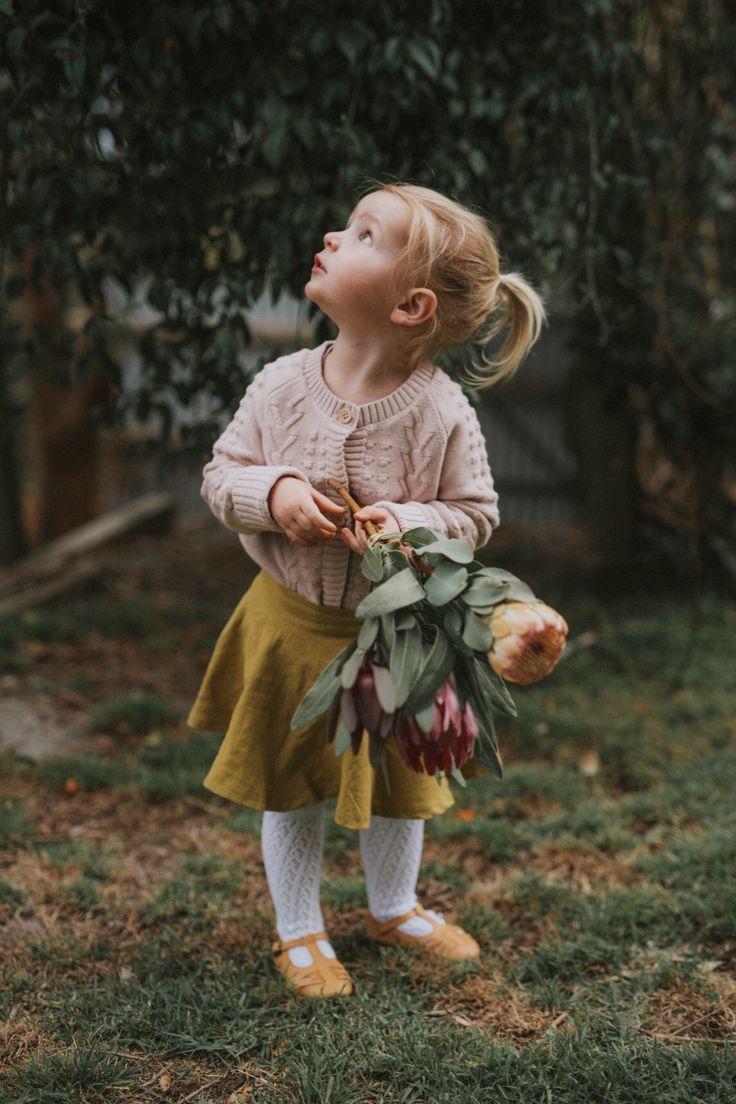 Little girls handmade linen circle skirt miyaandma on etsy cute babies kids also best ones images in baby boy outfits boys rh pinterest