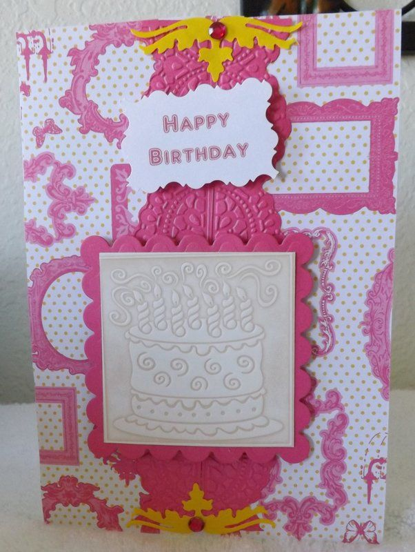 Birthday+Card - Scrapbook.com