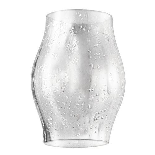 Kichler Lighting Kichler Seedy Clear Bowl Dome Glass