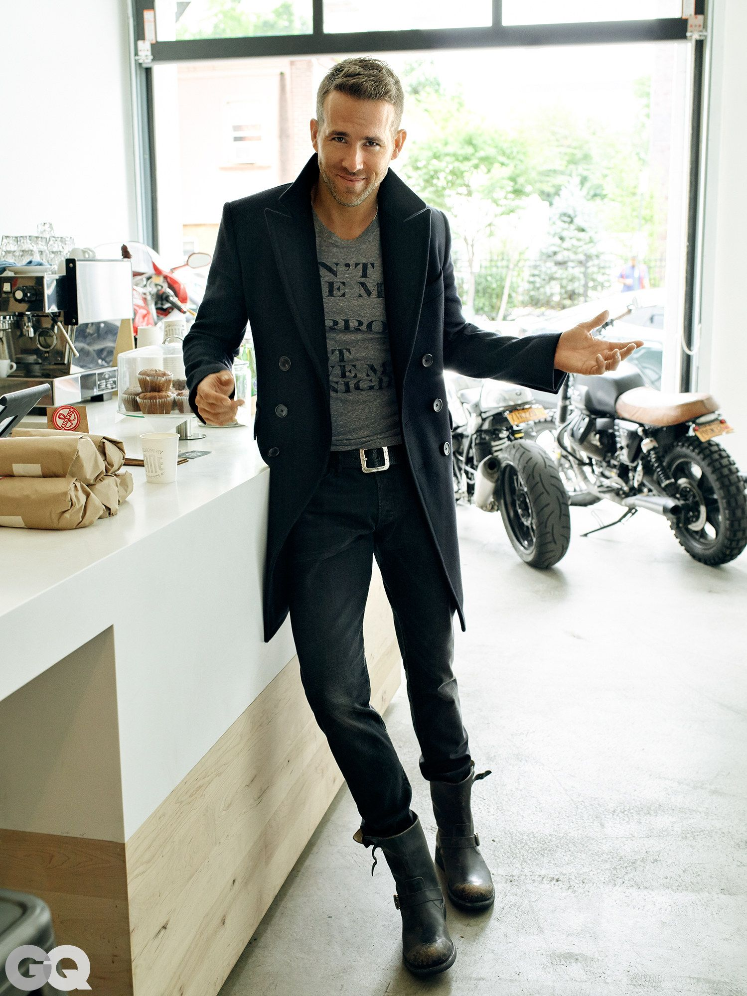 Photos: Ryan Reynolds Shows Us How to Be the Most Stylish Dad on ...