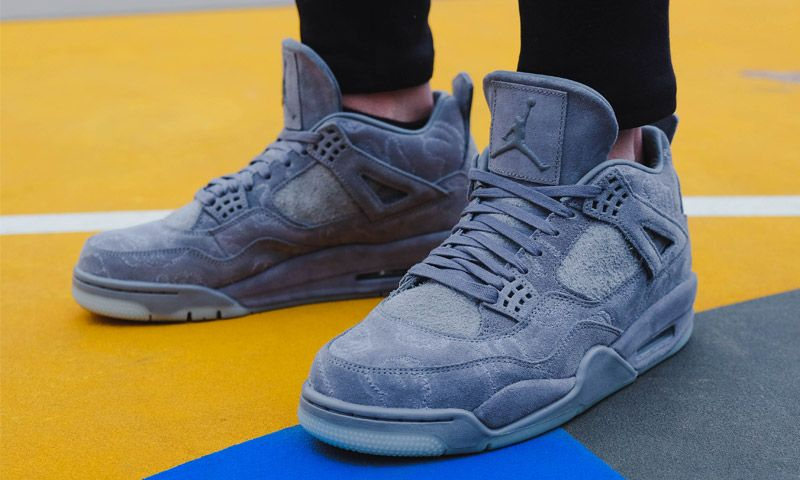 b43aab7e82ec KAWS x Jordan 4  How People Are Wearing It on Instagram